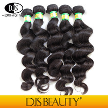 Top Grade 7A Unprocessed Natural brazilian Hair Extension Remy