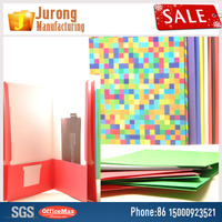 Jurong Manufacturing A4 Portfolio, Handmade Paper Folder Designs
