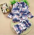 Niños 100% opu coral fleece pajamas