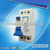 NB8L RCCB General Switch Circuit Breakers