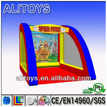 commercial inflatable basketball games for sale