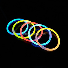 Premium Solid Color 8 Inch Glow Bangle