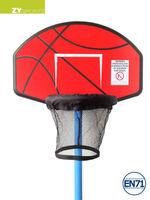 Trampoline Basketball rings