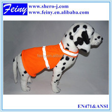 FN-D01 EN ISO 20471 high visibility jackets for dogs