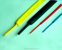 PVC, PE Heat Shrink Dual-wall sleeve with SGS, UL