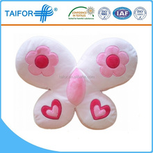 lovely stuffed plush butterfly toy with latest design