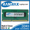 High quality 100% tested 1333mhz memory ram ddr3 2gb