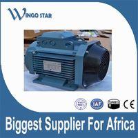3W Three Phase Electric Deep Freezer Fan Motor