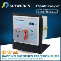 Top grade mini concrete mixer pump,hot sell mini chemical pump