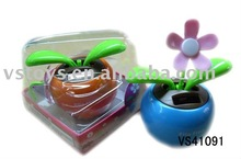 solar apple flower toys