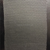 black pvc leather for car seat with knitted fabric made in Jiangyin