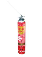 Spray feuerfest
