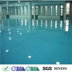 Resists Grease And Oil Concrete Epoxy Coating