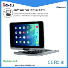 wholesale bluetooth keyboard wireless white with protect cover