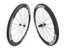 Far Sports Wheels new U shape 50mm clincher, 23mm wide carbon bike wheel with DT 350S straight pull hub basalt braking