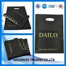 custom design shopping plastic bags retail