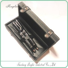 2015 Luxury Superior Quality Metal World Map roller ball pen set