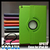 Polymer Material sublimation 360 rotating case for ipad air