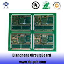 factory price Rigid Multilayer PCB prototype one stop service for PCB assembly