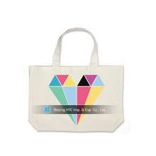 GOLDEN SUPPLIER!!100% recycled cotton tote bags /Oem Production Canvas Tote Bag