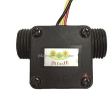 PP electrical magnetic type water flow control