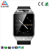 High quality slicone strap android 4.4 smart watch mobile phone cheap price smart watch for android with CE&ROSH
