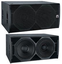 Sub Woofer Pro Audio Subwoofer 18 Inch For Outdoor Sound System , Super Pro Subwoofer