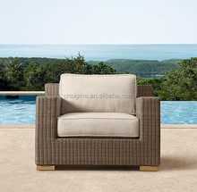 2015 SIGMA top sale rattan outdoor furniture and patio sofa set