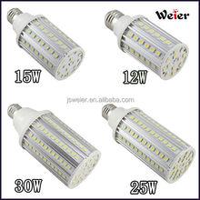 85-265V AC 25w corn lighting 5050smd Ra>80 CE led corn ROHS