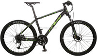 LEADER 300 , 26 INCH, HARDTAIL MOUNTAIN BIKE FROM GOLDEN WHEEL, 27 SPEED, DOUBLE HYDRAULIC DISC BRAKES, ALLOY FRAME
