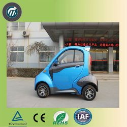 New arrival 2seaters electric automobiles / new solar automobile