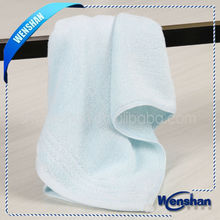 yarn dyed cotton face towel