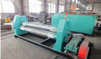 W11 series 8* 2500mm iron sheet asymmetric rolling machine