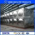 praça tipo de água tanques de armazenamento