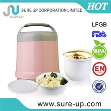 double wall plastic body new vacuum food container detail (CGUB)