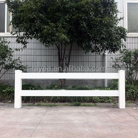 Used vinyl fence for sale horse fence plastic post cheap - Vallas jardin pvc ...