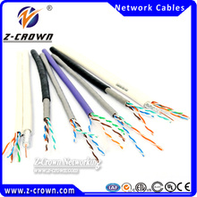Contemporary designer network cable cat 5e utp made in China