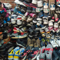 2015 best quality cheapest used shoes in germany second hand sports shoes