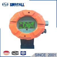 safe and secure device to measure liquid level by ultrasonic liquid level meter