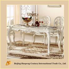 8801 wholesale european furntiure luxury classic dinning table