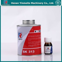 Rubber curing agent for PVC&PVG solid woven belt repair