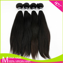 Straight hair virgin indian remy hair for cheap