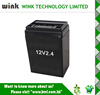 Lost cost ABS 12v 2.4ah Backup Battery Case for UPS