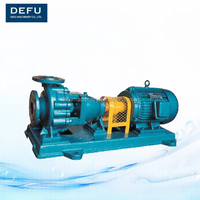 Electric end-suction centrifugal underground water pumps
