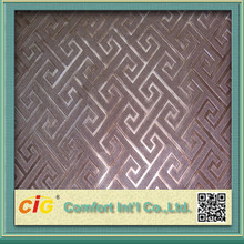 Newest Designs Wall and Decoration of Pvc Leather 2015