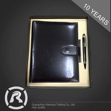 Gold Stamp Specialized Produce Paper Kraft Blank Note Book Composition