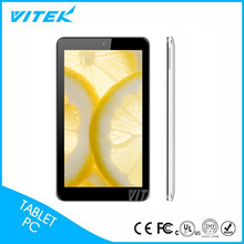 Octa Core GPS Navigation 7 Inch Wifi Android Tablet