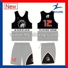 Healong Sublimation Women College Basketball Jerseys For Sale
