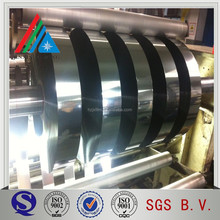 12mic Slit Metallized Polyester PET Film for Flexible Duct