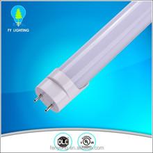 Factory supply new model energy saving tubes fluorescent 9w t8 led tube 2ft
